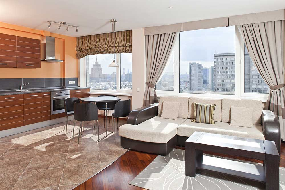 Moscow Suites Apartment Silver