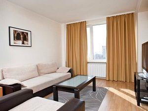 Moscow Suites Apartment Cream